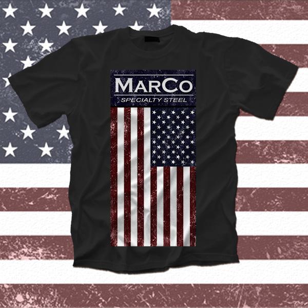 Marco Flag shirt