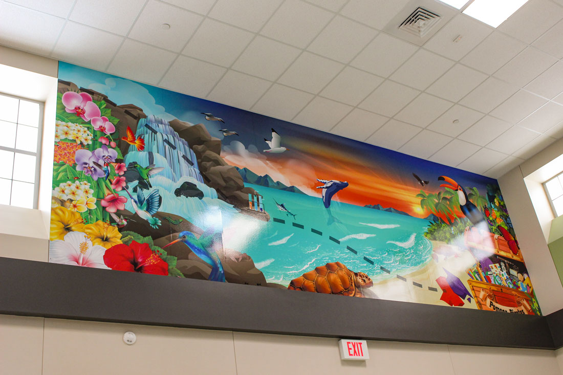 Cafeteria-Mural-Right-Side