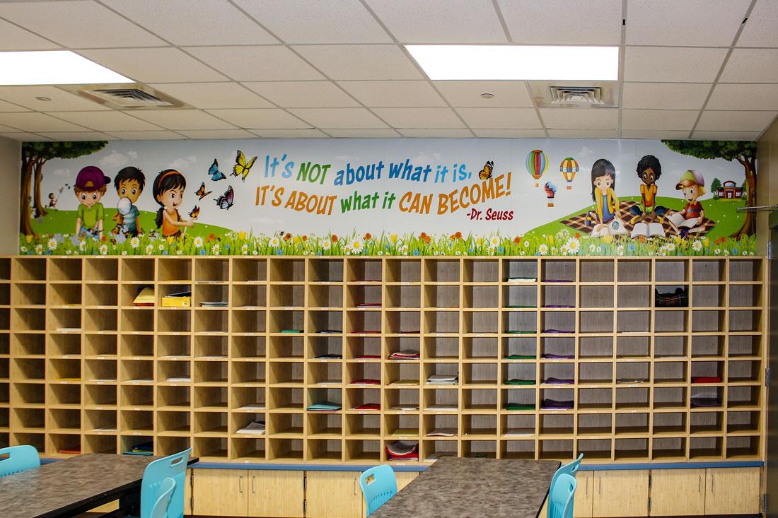 Elementary-School-Mural