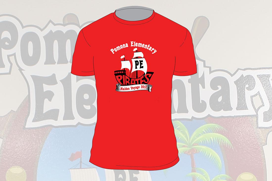Ponoma-Elementary-Tshirt