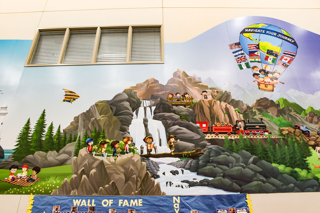 Sanchez-Elementary-School-Mural